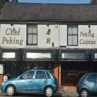 Chef Peking Harpenden Chinese Restaurant